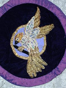Beading, Applique'