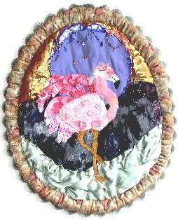 Beading, Applique', Embroidery